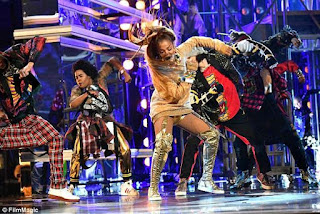 Photos from Janet Jackson's sexy and electrifying performance at the Billboard Music Awards 7
