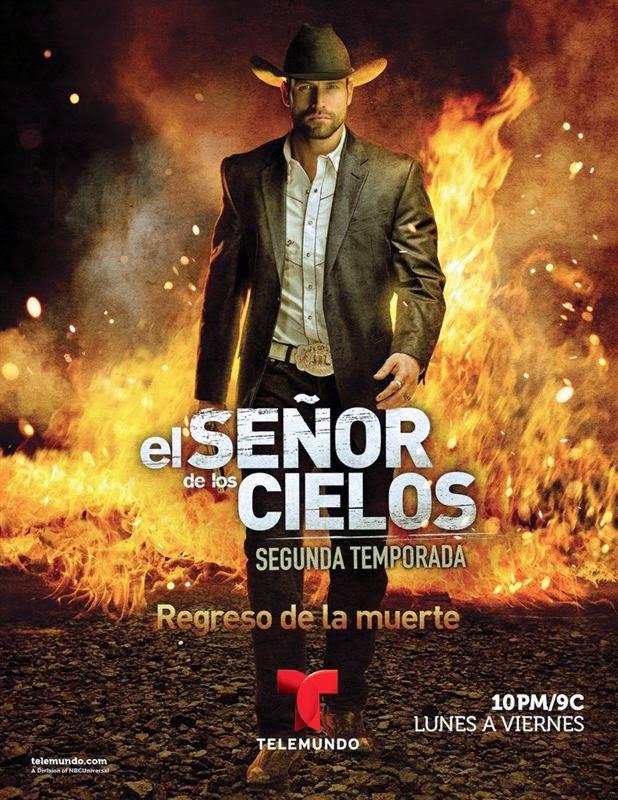 El Señor De Los Cielos Season 2 To Premiere May 26
