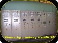 melayani pembuatan dan service panel ats/amf,panel sigkron,panel kapasitor bank,panel lvmdp dll