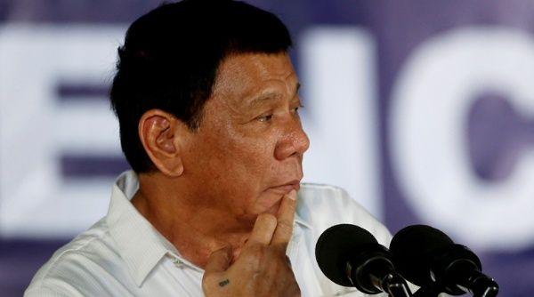 """Presidente filipino """"quemará la ONU"""" si viaja a Estados Unidos"""