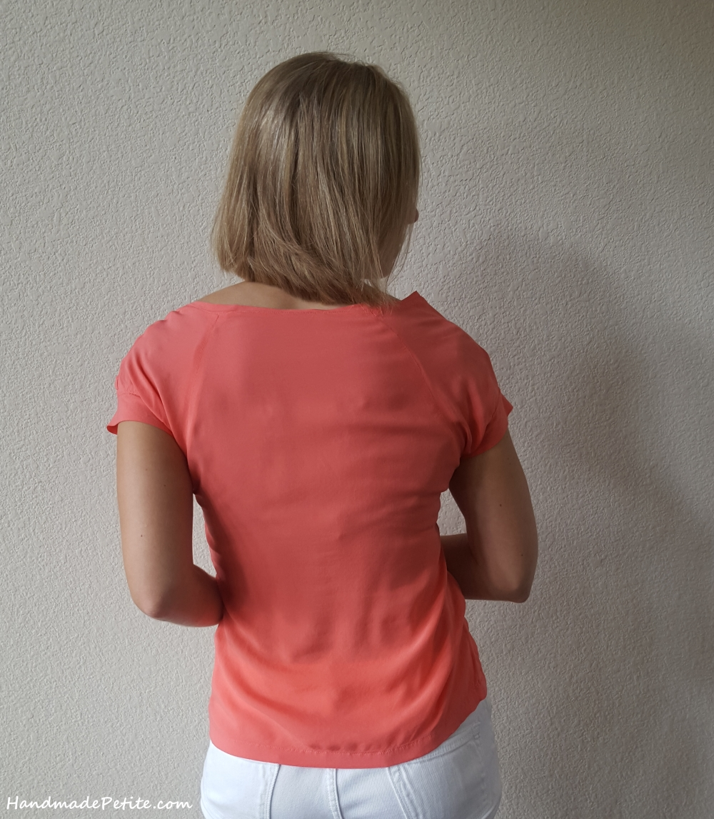 Sewaholic Belcarra top back