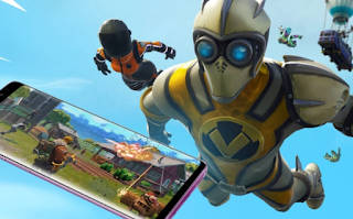 How Android to on Fortnite  install
