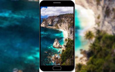 Côte Indonésienne - Fond d'Écran en QHD pour Mobile