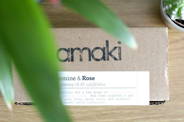 amaki jasmine and rose oil