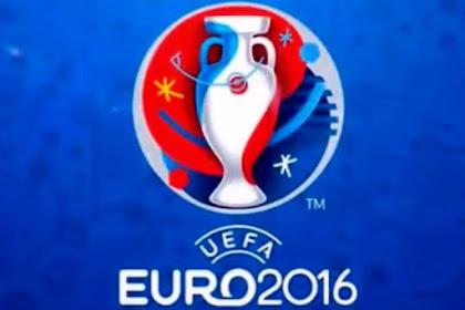 Jadwal Lengkap Babak Penyisihan Grup Piala Eropa 2016