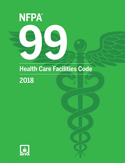 NFPA 99 , 2018   Health care Facilities  code ; medical gas ;hospital