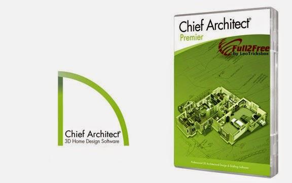 Chief Architect Premier X6 16.0.3 Incl Crack (32-64bit)