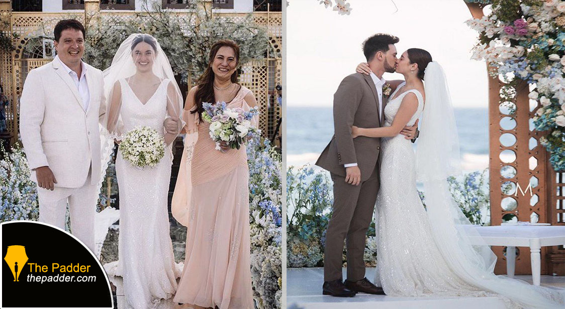Must See Billy Crawford Coleen Garcia Official Wedding Photos