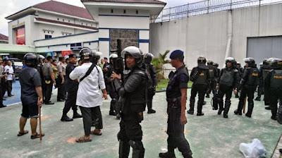 Enam Jenazah Diduga Korban Rusuh Mako Brimob Ada di RS Polri