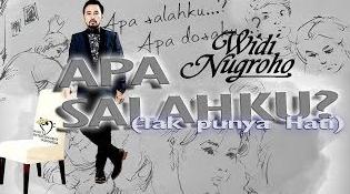 download lagu apa salah ku widi nugroho mp3
