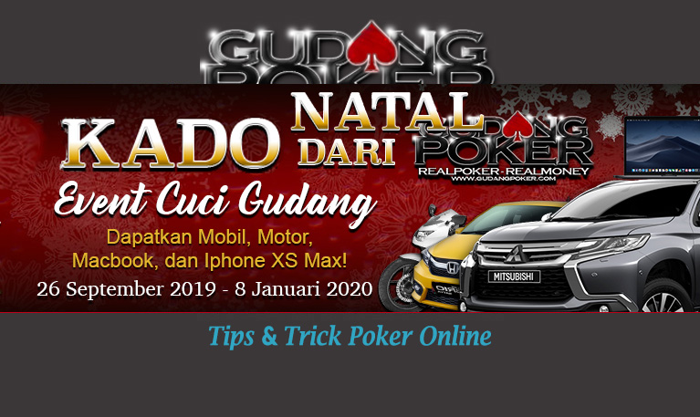Tips & Tricks Poker Online
