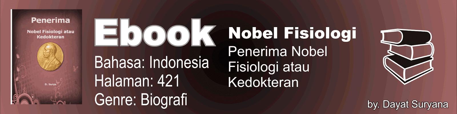 Buku Nobel Fisiologi