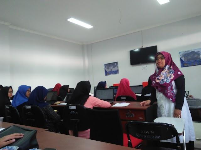Pelatihan Administrasi Berbasis TIK