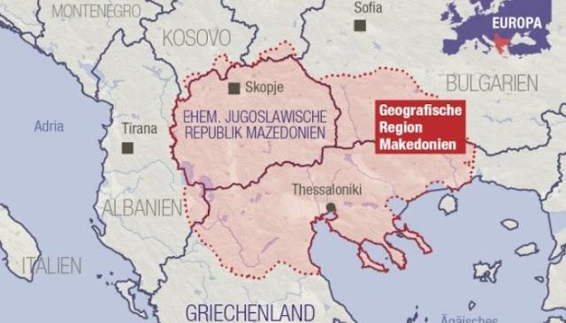 """""""Άρχισαν τα όργανα"""" για την ενοποίηση των """"Μακεδονιών"""""""