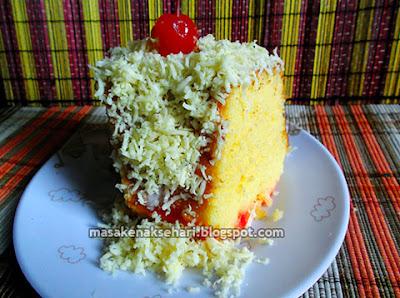 Cara Membuat Kue Bolu Panggang