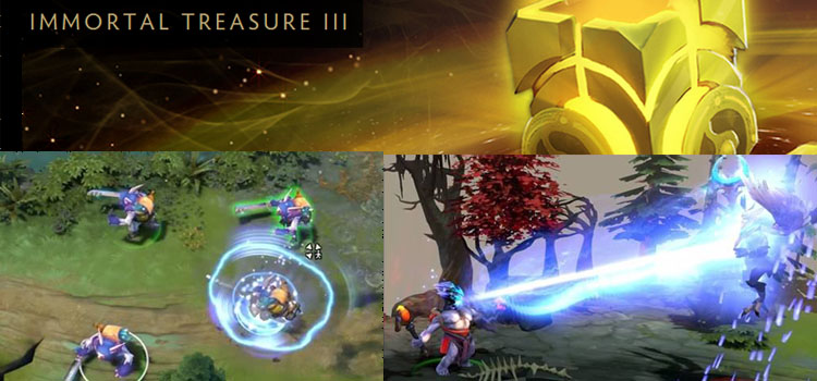 Dota 2 S Immortal Treasure 3 Launches: Dota 2 Tips And Trick