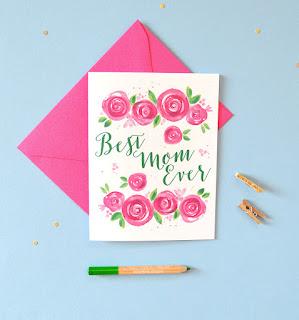 Kartu Ucapan Hari Ibu Yang Spesial