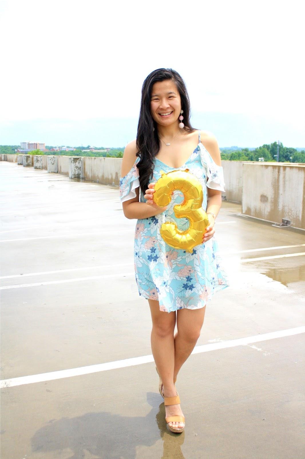 Celebrating 3 years!