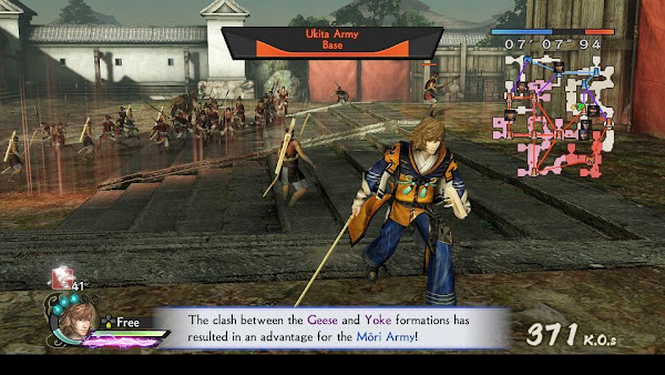 Samurai Warriors 4: Empires [PSN+DLC] (USA) PS3 ISO Screenshots #3