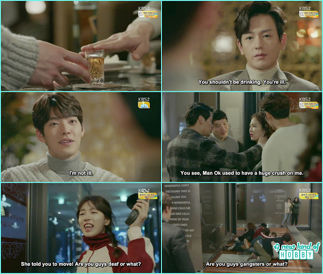 noh eul help man ok beat the bad guys - Uncontrollably Fond - Episode 13 Review