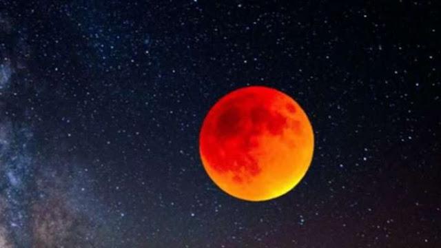 Έρχεται το «Σούπερ Μπλε Ματωμένο Φεγγάρι» μετά από 152 χρόνια (βίντεο)