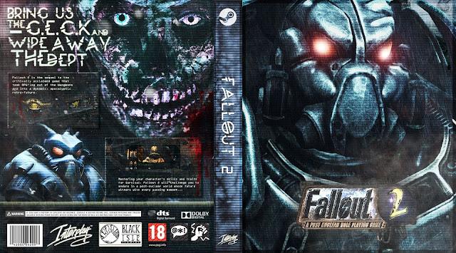 Capa Fallout 2 PC