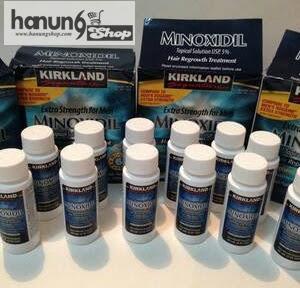 Ready Stock Kirkland Minoxidil Original