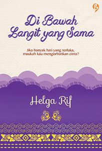 Helga%2BRif - Review Buku: Di Bawah Langit yang Sama