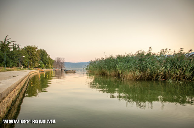 Sunrise - Dojran Lake, Macedonia