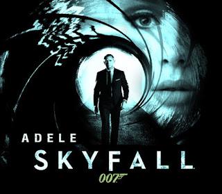 Skyfall - Adele, OST Skyfall