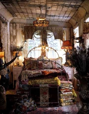 Dishfunctional Designs Dreamy Bohemian Bedrooms How To