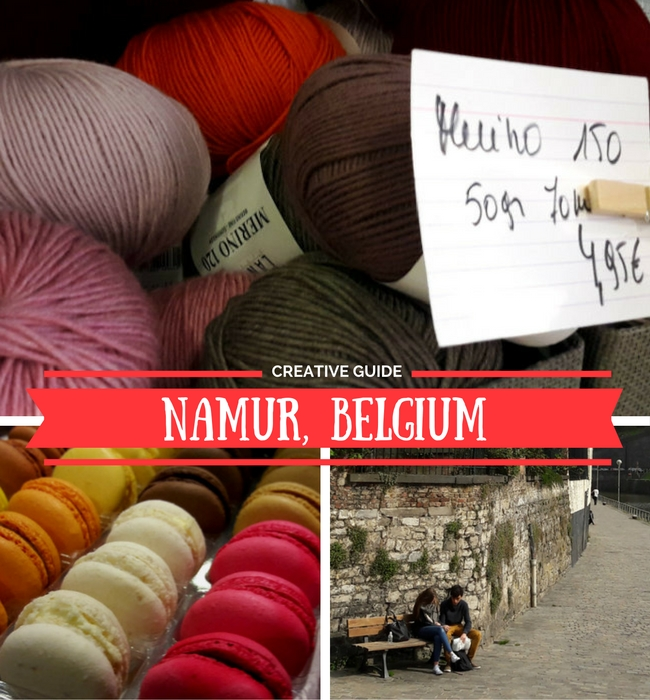 Creative travel guide to Namur, Belgium | Happy in Red