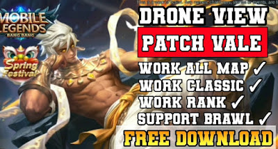 Script Drone View Terbaru Patch Vale