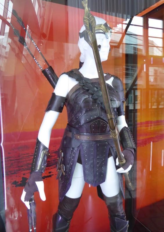 Antiope Wonder Woman film costume