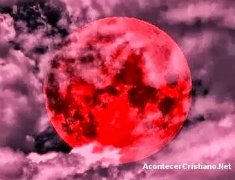 Señales luna de sangre