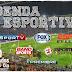 Agenda  esportiva da TV (Sábado, 22/9/2018)