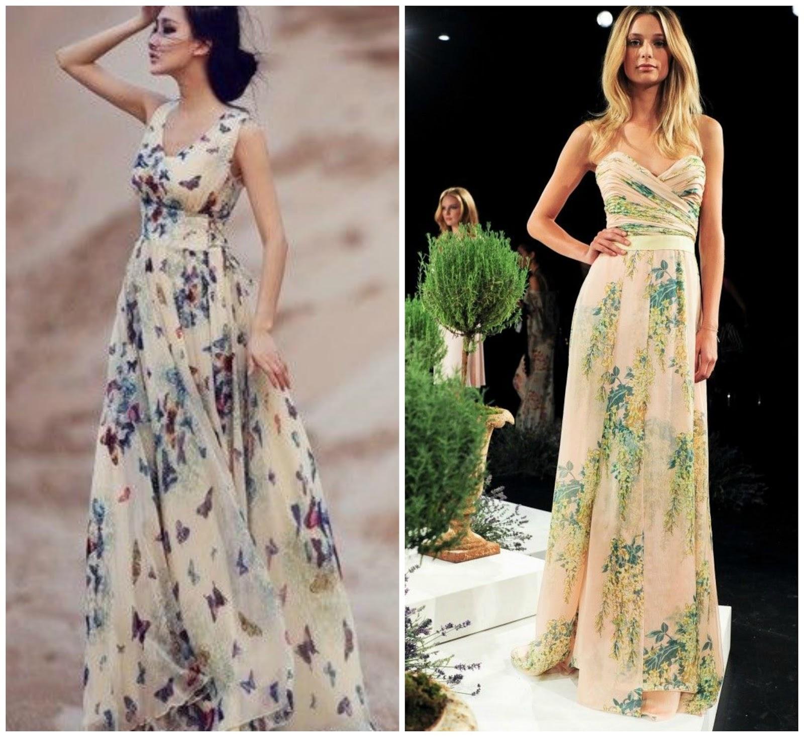 Vestido de festa longo: Modelos lindos para te inspirar!   Beleza em Cachos