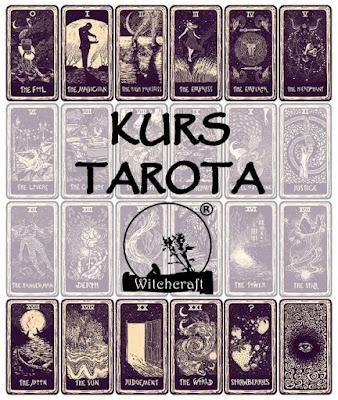 Wydarzenie na FB KURS TAROTA