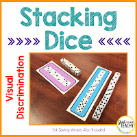 visual-discrimination-stacking-dice