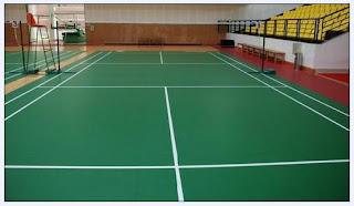 Kontraktor Pembuat Lapangan Olahraga Futsal Tenis Badminton Basket Volley