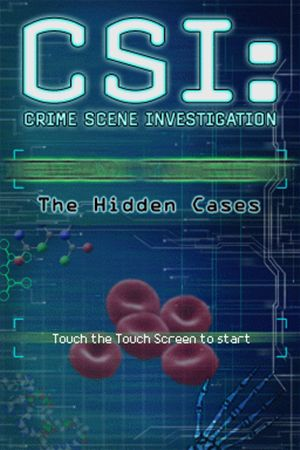 Csi The Hidden Cases Nds Rom Download Arena