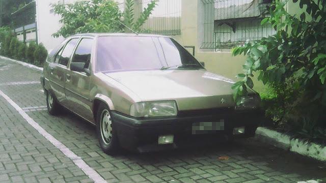 Citroën BX16 TRS