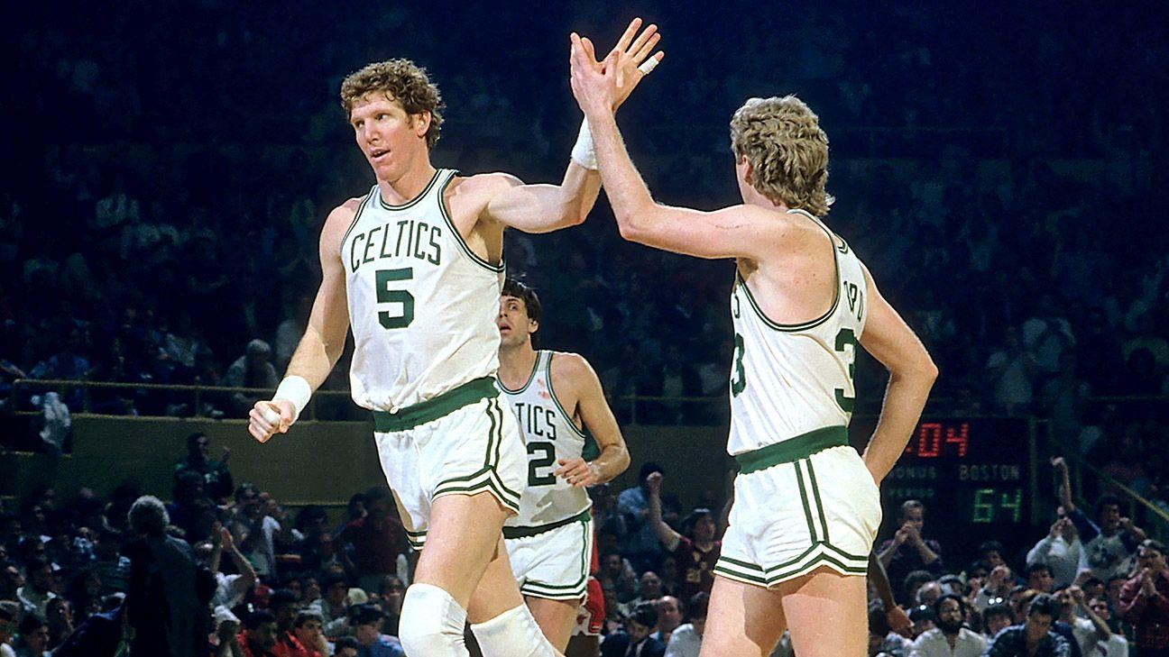 Legtöbb győzelem, Boston Celtics (17 alkalommal).