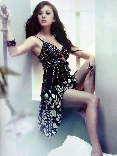 Ngo Thanh Van Sexy and Beautiful Actress Vietnam