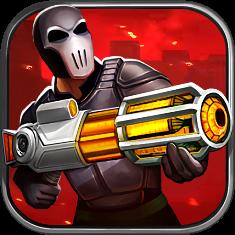 Flat Army: Sniper War Mod Apk