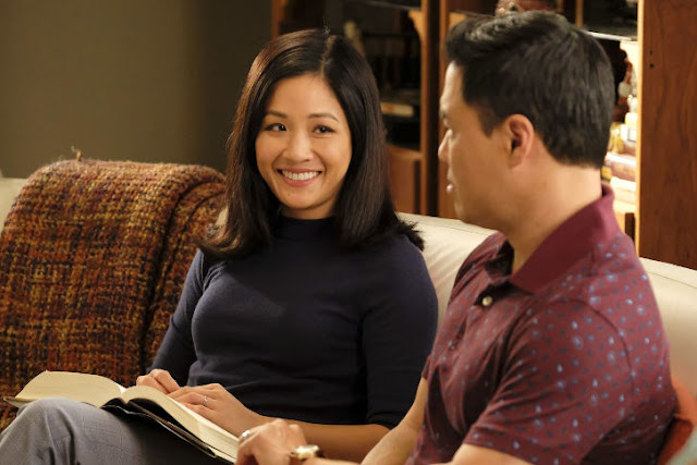 "fresh off the boat episode 603 promotional photo - Fresh Off The Boat (S06E02-03) ""College""/""Grandma's Boy"""
