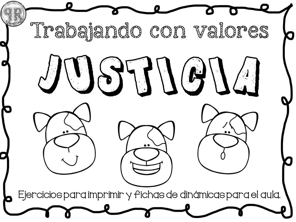 Proyectos Educativos ¡Y Más!: Justicia, Secuencias