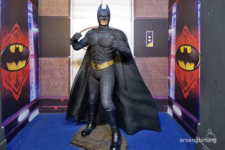 Batman de arca statue art museum yogyakarta
