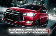 Harga All New Toyota Innova Venturer Surabaya