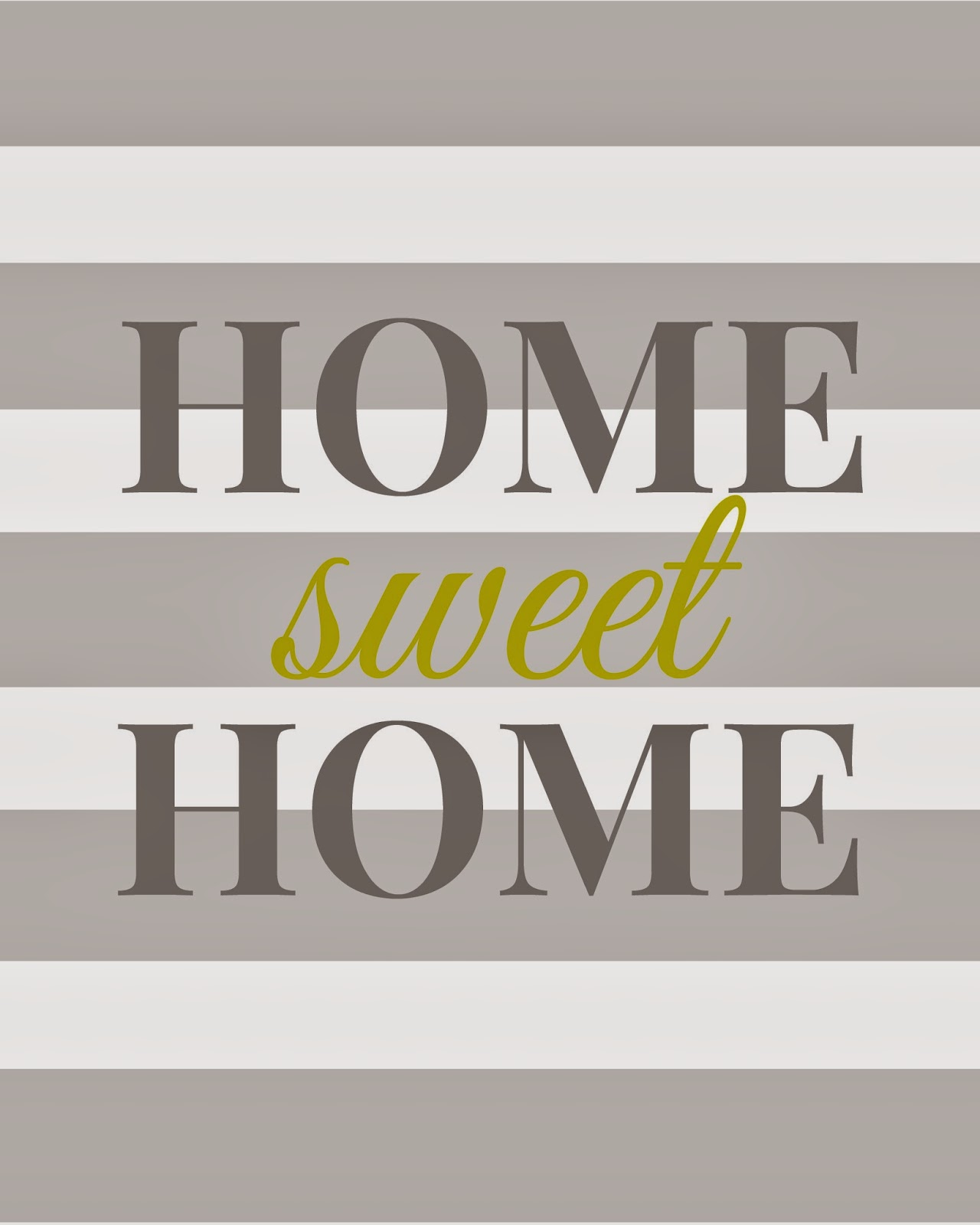 Nikkis Nacs Home Sweet Home